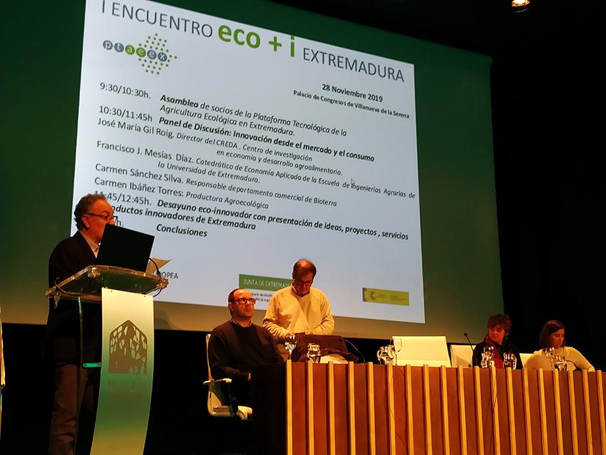 I ENCUENTRO eco+i EXTREMADURA