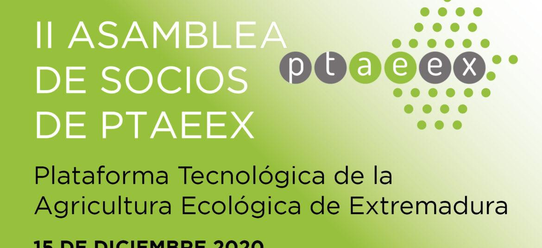 II ASAMBLEA PTAEEX